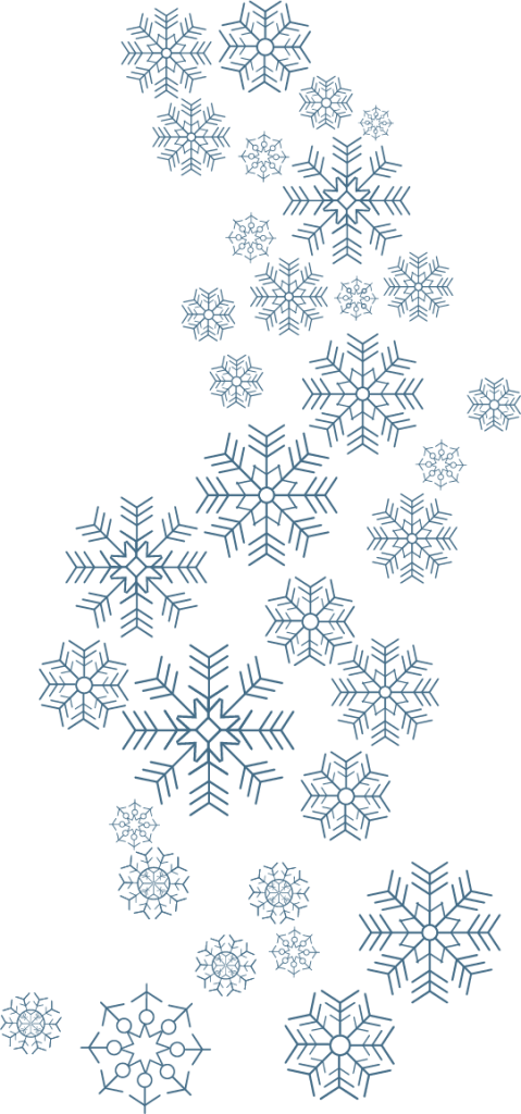 Snowflurries clipart clip art free download Beautiful Flurries Winter Snow Vector Snowflake Schema ... clip art free download