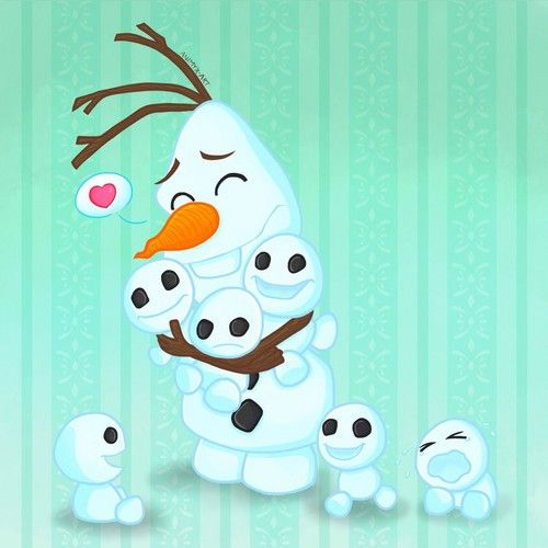 Olaf and Snowgies in 2019   Lil\' Princesses   Disney frozen ... picture royalty free