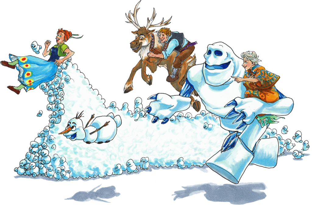 Olaf clipart snowgies, Olaf snowgies Transparent FREE for ... clip art freeuse library