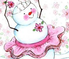 Snowgirl clipart jpg library library Snowgirl clipart » Clipart Portal jpg library library