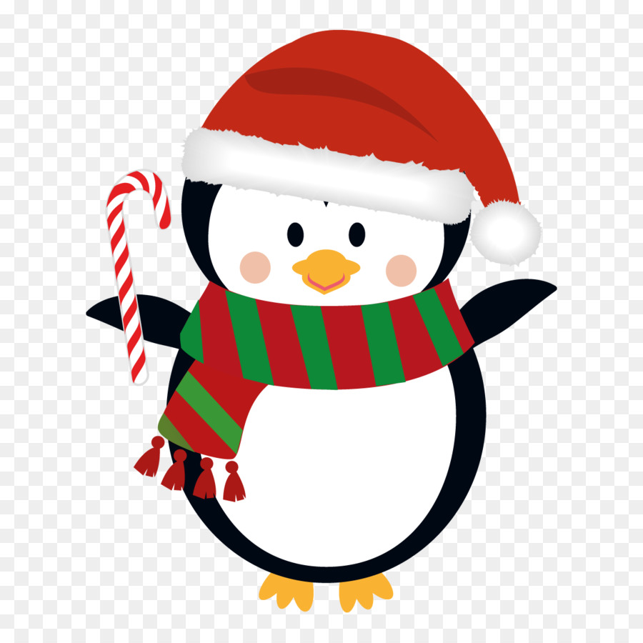 Snowman and penguin clipart vector transparent Christmas Clip Art Snowman clipart - Penguin, Christmas ... vector transparent