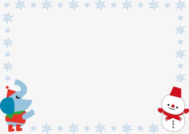 Snowman border clipart free clipart free library Snowman border clipart free 1 » Clipart Portal clipart free library