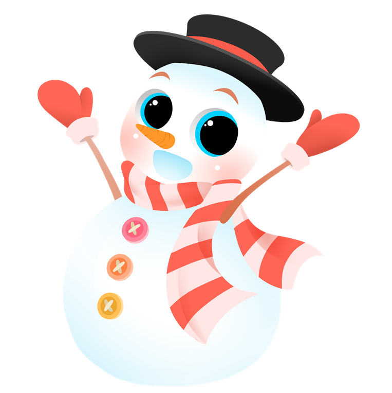 Snowman cat clipart transparent download 28+ Collection of Cute Christmas Snowman Clipart | High quality ... transparent download