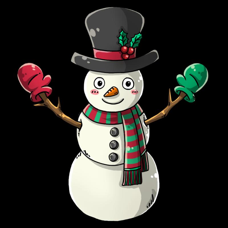 Snowman dog clipart vector free download Best 50+ FREE Snowman Clipart Images & Photos【2018】 vector free download