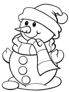 Snowman clipart black and white to color png royalty free stock Snowman Black And White | Free download best Snowman Black ... png royalty free stock