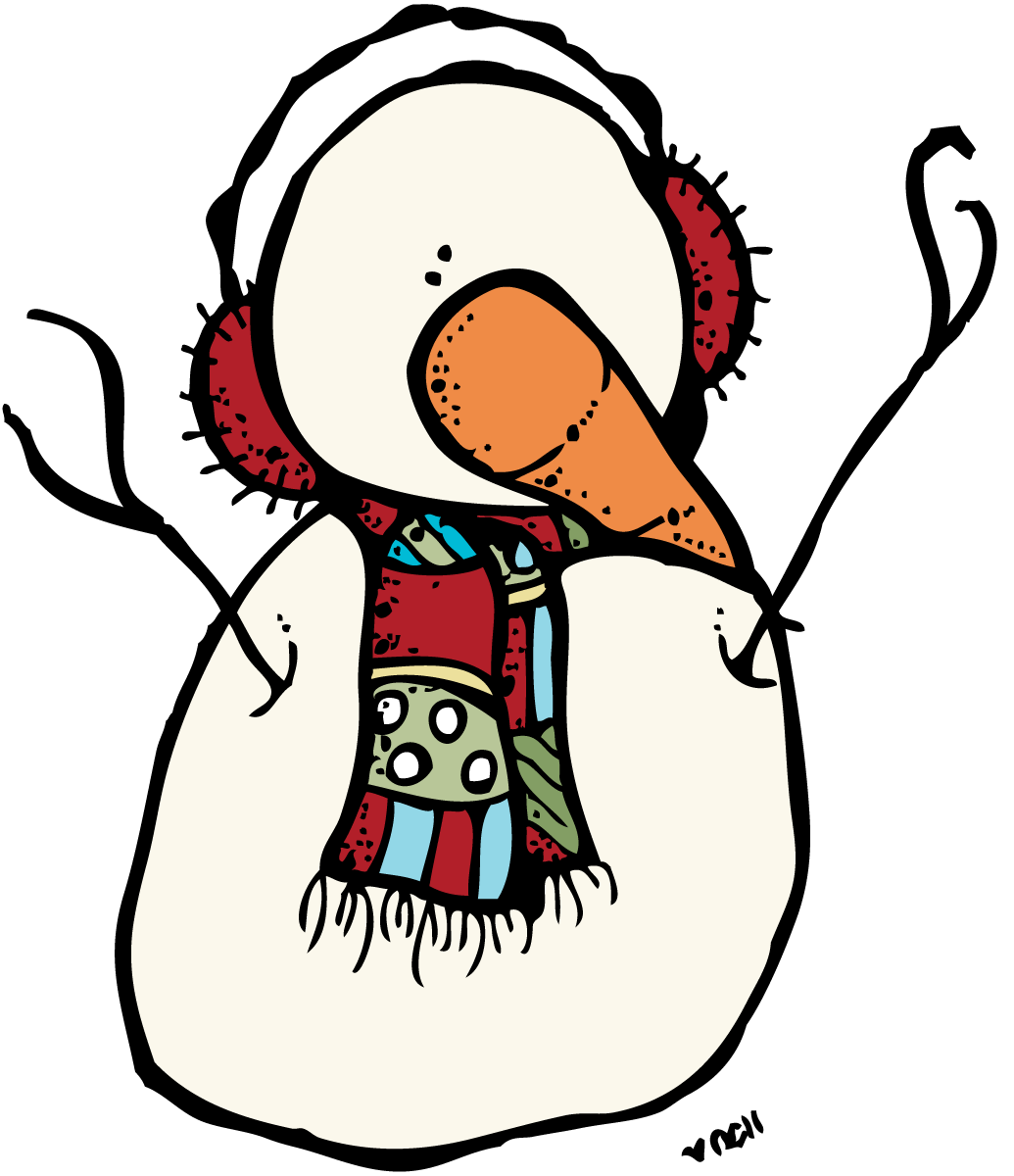 Snowman clipart in sun clipart free library MelonHeadz: I can't wait to build this guy! clipart free library