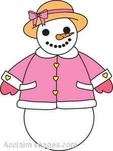 Snowman girl clipart graphic royalty free library Free Snow Girl Cliparts, Download Free Clip Art, Free Clip ... graphic royalty free library