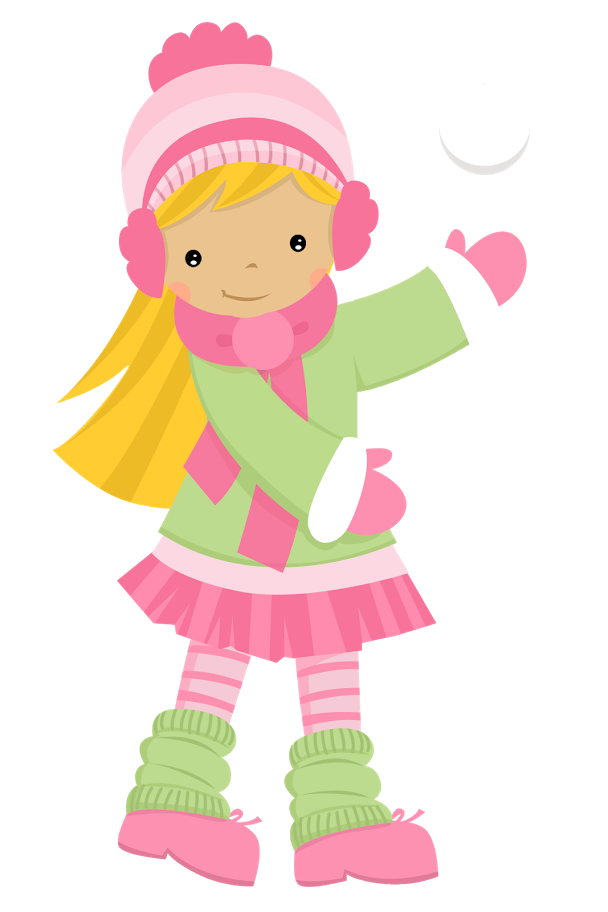 Snowman girl clipart svg royalty free library ○‿✿⁀ Girls ‿✿⁀○ | G Ꭵ ᖇ Լ Տ ե ᘎ ƒ ƒ | Winter ... svg royalty free library