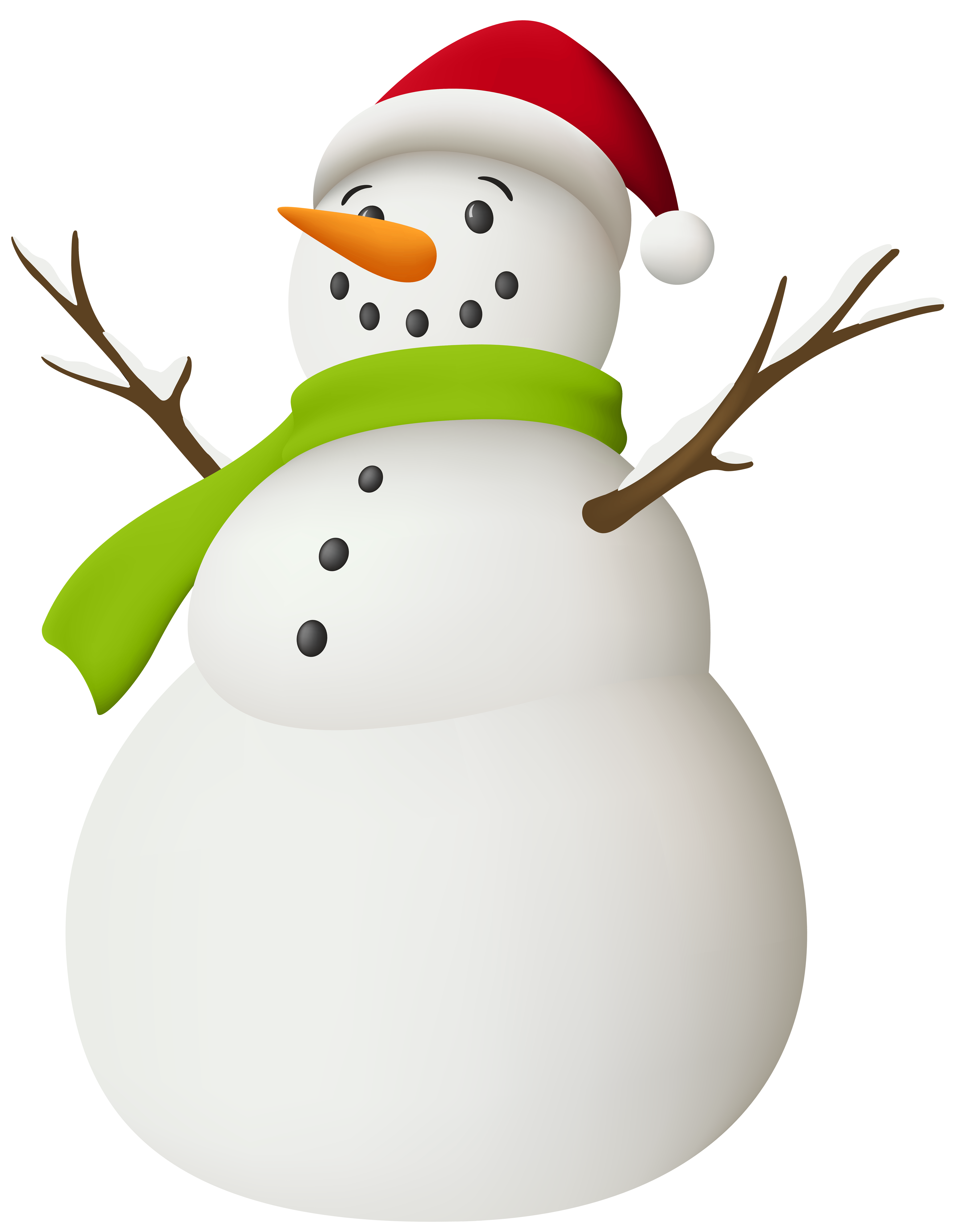 Snowman heart clipart image black and white library Snowman Transparent PNG Image | Gallery Yopriceville - High-Quality ... image black and white library