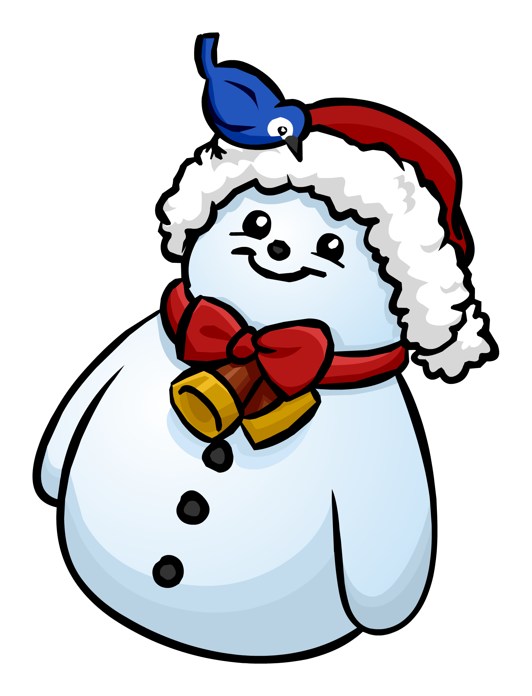 Snowman reading a book and free clipart jpg library download Snowman Pin & Holiday Party 2009 | Club Penguin Wiki | FANDOM ... jpg library download