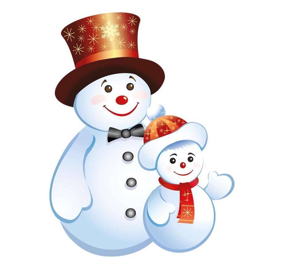 Snowman scene clipart clipart black and white Black And White Stock Snowmen Clipart Snowman Scene - Happy ... clipart black and white