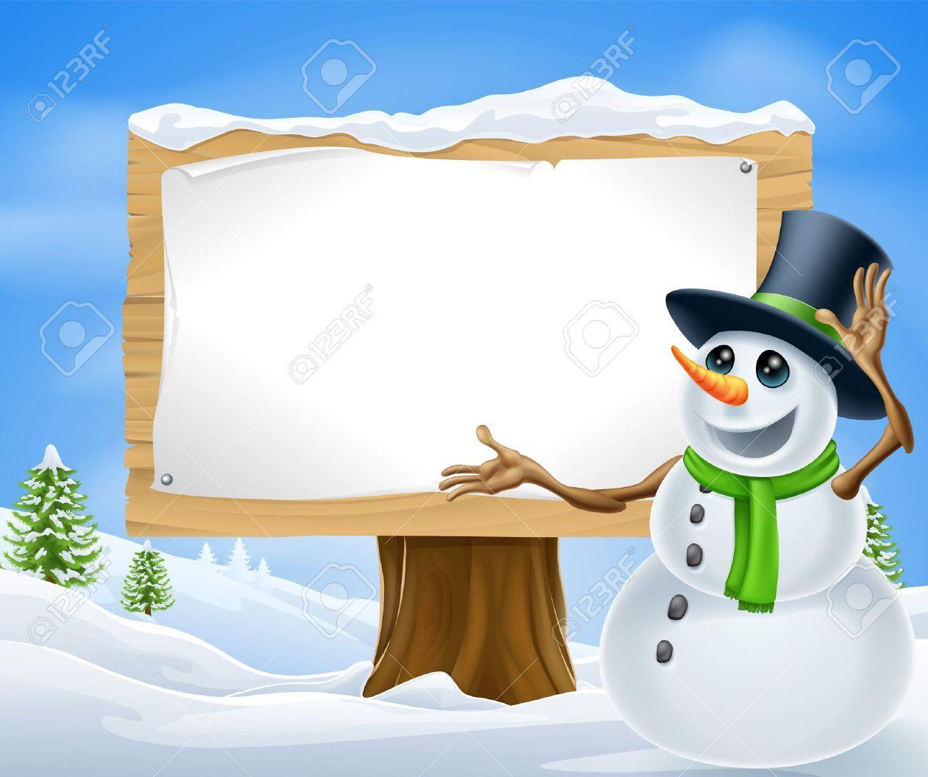 Snowman scene clipart svg black and white library Snowman scene clipart 6 » Clipart Portal svg black and white library