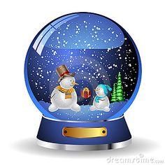 Snowman snow globe clipart jpg royalty free download 101 Best Snow Globes images in 2016   Snow globes, Snow ... jpg royalty free download