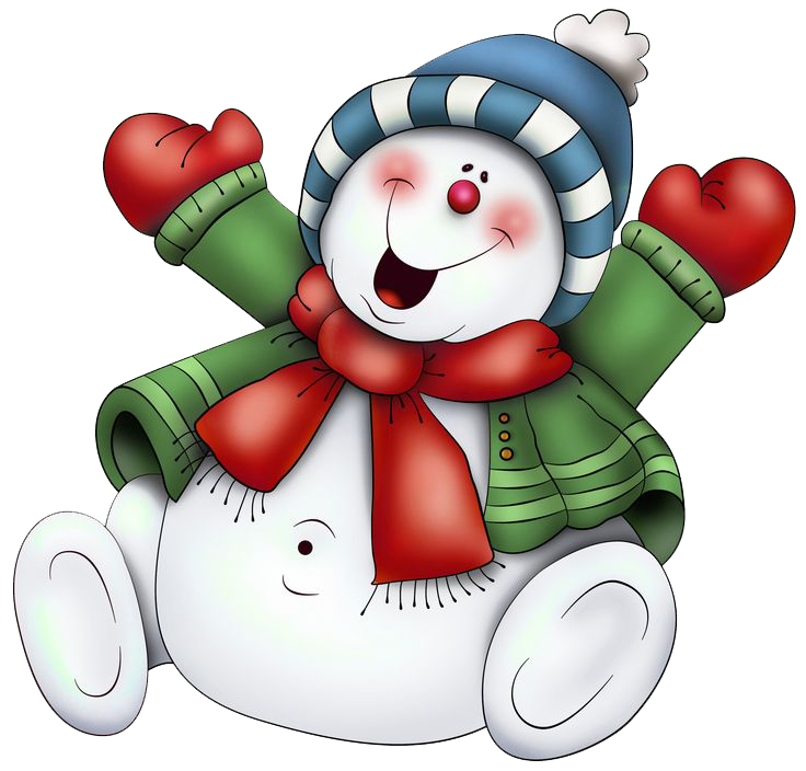 Snowman snowflake clipart clipart free library Snowman PNG Transparent Images | PNG All clipart free library