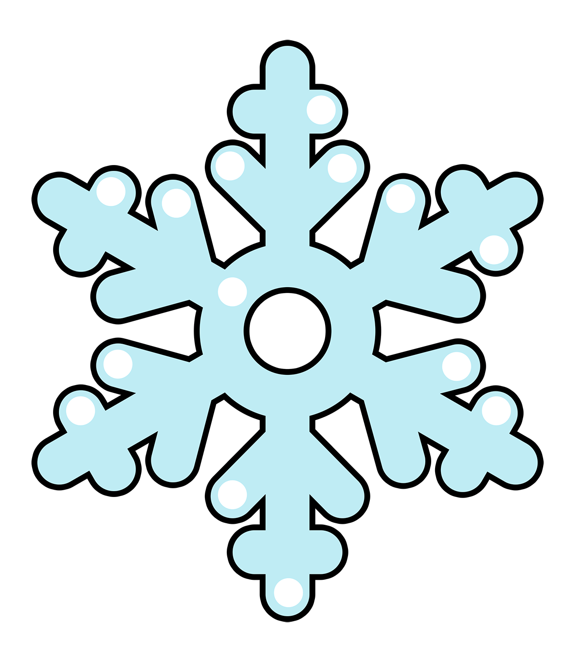 Snowman snowflake clipart png Free Catching Snowflakes Cliparts, Download Free Clip Art, Free Clip ... png
