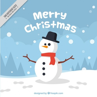 Snowman vector clipart image black and white Snowman Vectors, Photos and PSD files | Free Download image black and white