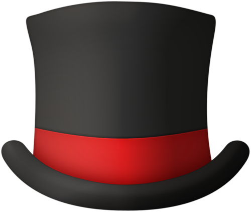 Snowman with top hat clipart graphic royalty free download KAagard_CircusMagic_Hat1.png   Free Printables 2   Circus ... graphic royalty free download