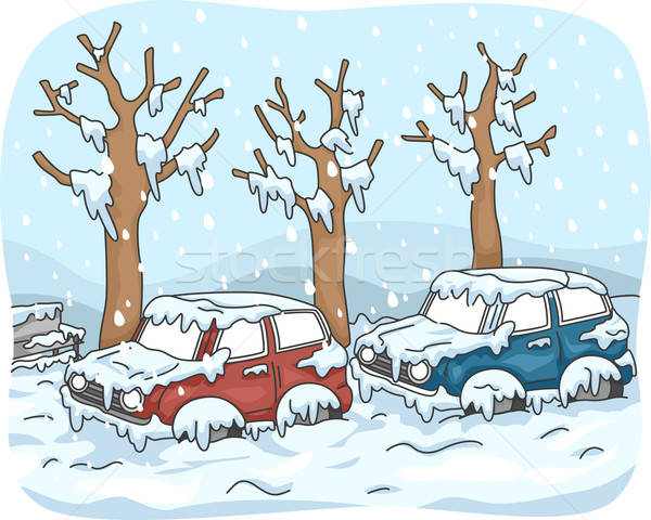 Snowstorm Stock Photos, Stock Images and Vectors | Stockfresh graphic free download