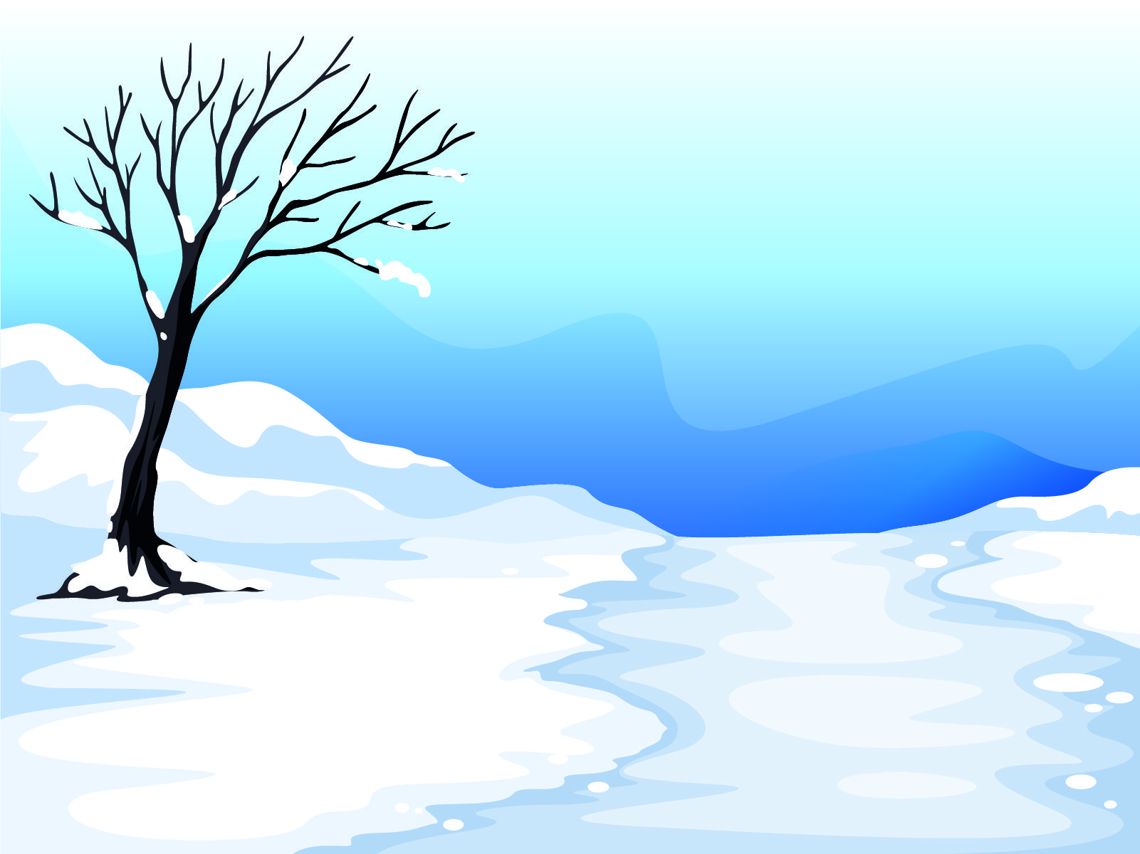 Snowy background clipart clip library new year PPT Backgrounds - Powerpoint Backgrounds - ClipArt ... clip library