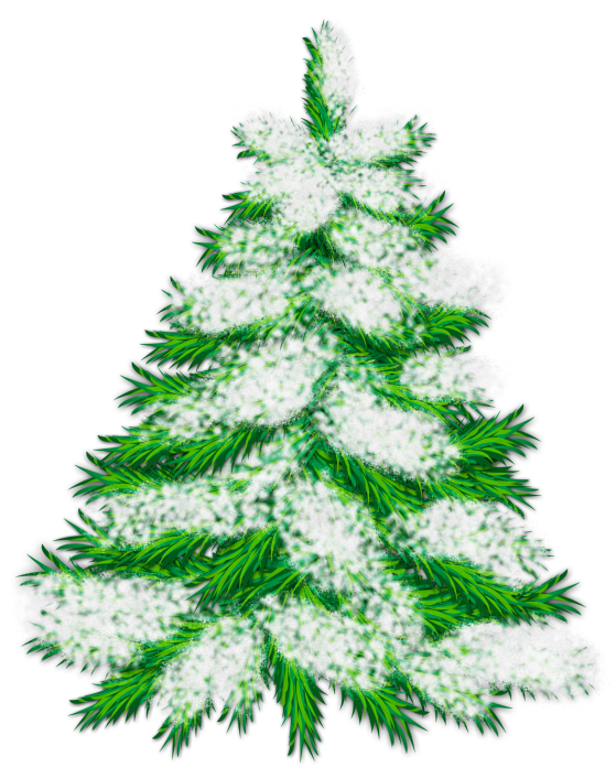 Snowy christmas tree clipart svg download Snowy Tree PNG Clipart | Gallery Yopriceville - High-Quality Images ... svg download