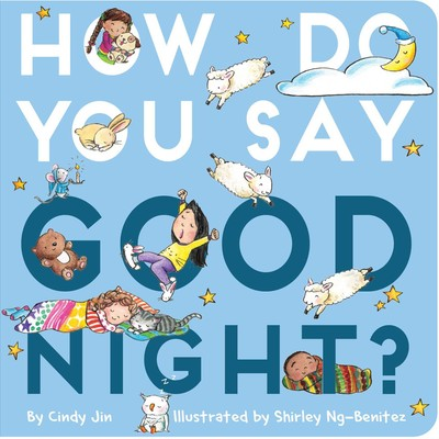 Snuggle up to a good book clipart image freeuse download How Do You Say Good Night? | Book by Cindy Jin, Shirley Ng ... image freeuse download
