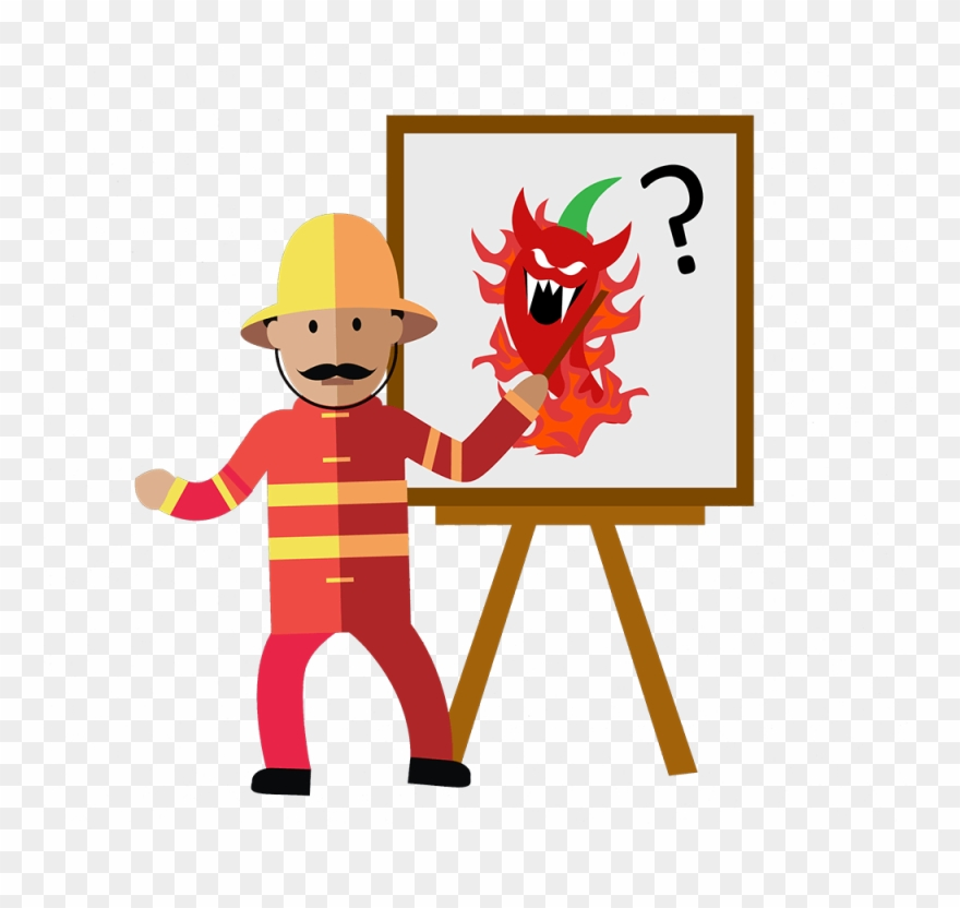 So hot clipart banner royalty free stock What Makes Chili Peppers So Hot - Cartoon Clipart (#3289344 ... banner royalty free stock