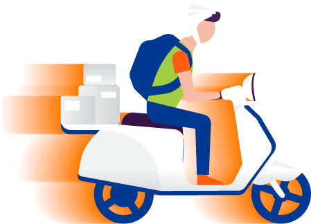 So many deliveries clipart clip We Deliver Local - Same Day Grocery Delivery, Alcohol ... clip