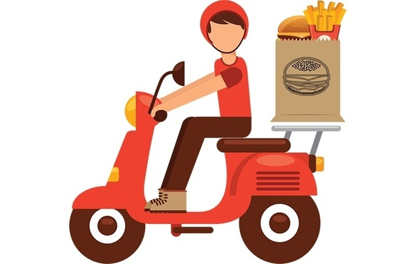 So many deliveries clipart free library I want to start a food delivery business, how to approach ... free library