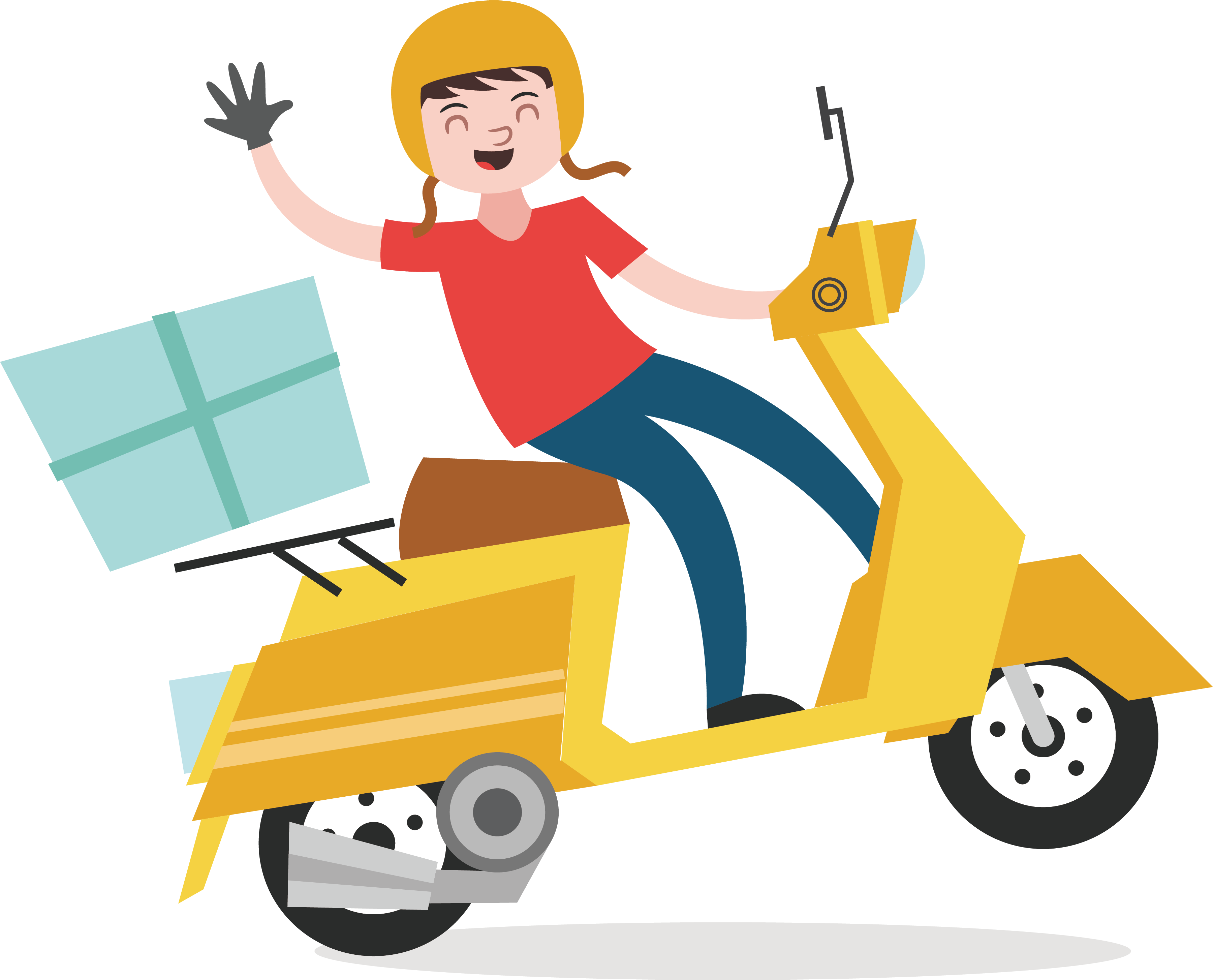 So many deliveries clipart picture transparent library Dunzo – 24*7 Delivery Of All The Things That You Need picture transparent library