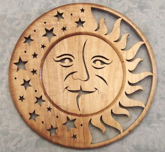 Soa scroll saw clipart image library library Scroll Saw Pattern - love the Moon and stars … | Woodworking ... image library library