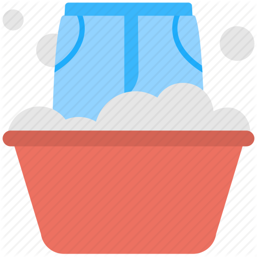 Soap and wash cloth clipart freeuse stock \'Cleaning\' by Creative Stall freeuse stock