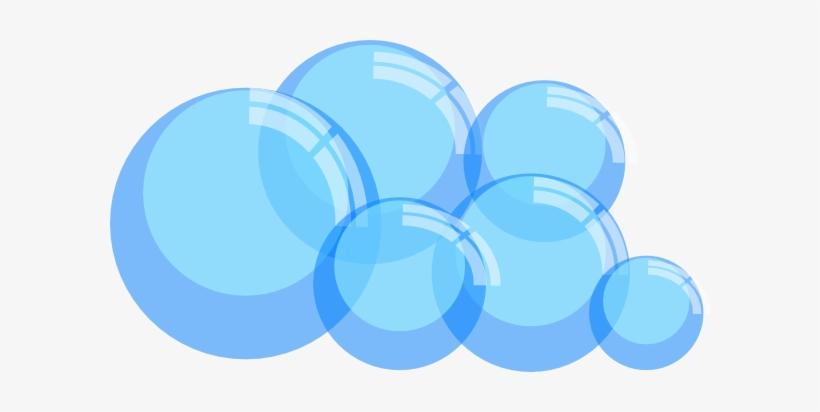Soap bubble blue clipart banner freeuse Soap Bubbles Png Clipart - Bubbles Clipart Transparent PNG ... banner freeuse