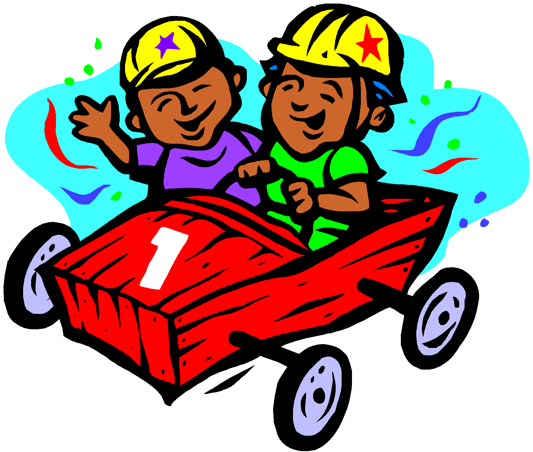 Soapbox car clipart clipart library library VFI Soapbox Derby clipart library library