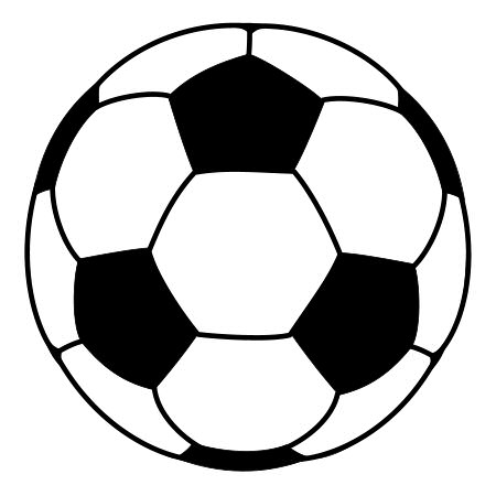 Soccer ball png freeuse Drawing a cartoon soccer ball png freeuse