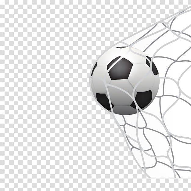 Soccer ball breaking glass clipart transparent background clip art freeuse library White and black soccer ball illustration, Football Goal ... clip art freeuse library