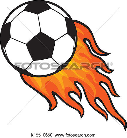 Soccer ball cartoon clipart banner free library Clip Art of football ball (soccer ball) k15246599 - Search Clipart ... banner free library