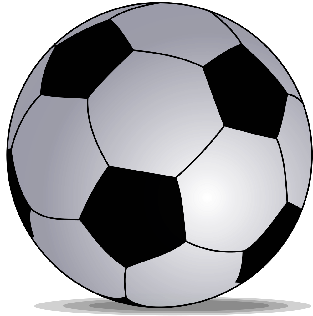 Soccer ball clipart background image library File:Soccerball mask transparent background.svg - Wikimedia Commons image library