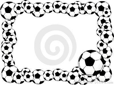 Soccer ball clipart border clipart stock Golf Ball Border | Free download best Golf Ball Border on ... clipart stock