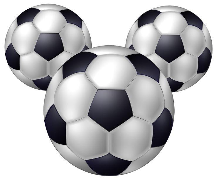 Soccer ball clipart disney svg royalty free library soccerballmickears.png 839×703 pixels | Disney shirts | Pinterest ... svg royalty free library