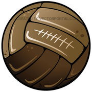 Soccer ball clipart eps svg download RETRO SOCCER BALL VECTOR.eps, free vector - Clipart.me svg download