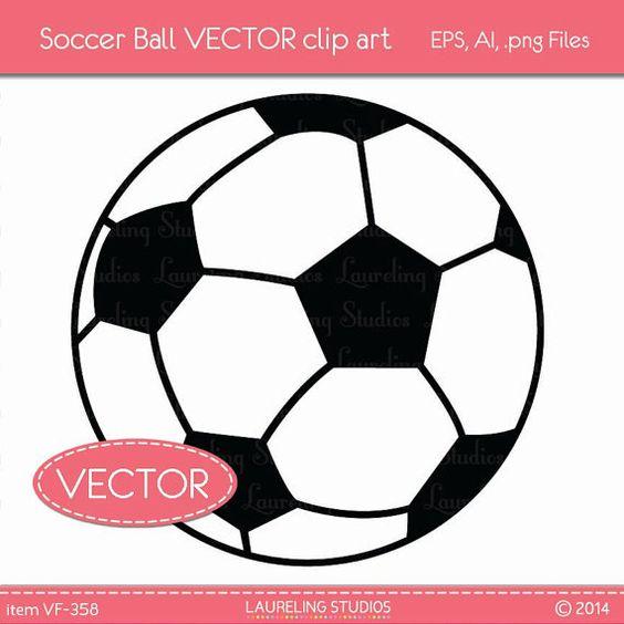 Soccer ball clipart eps svg transparent stock vector clipart soccer ball .eps/.ai/.svg/.png perfect for vinyl ... svg transparent stock