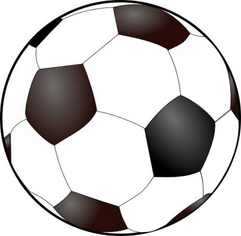 Soccer ball clipart eps png library library Soccer Ball Clipart No Background | Clipart Panda - Free Clipart ... png library library