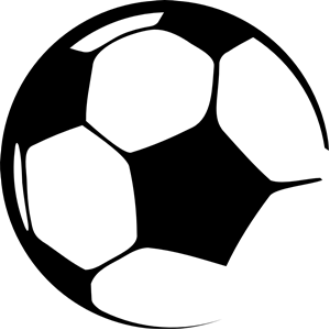 Soccer ball clipart eps clipart black and white library Soccer Ball clipart, cliparts of Soccer Ball free download (wmf ... clipart black and white library