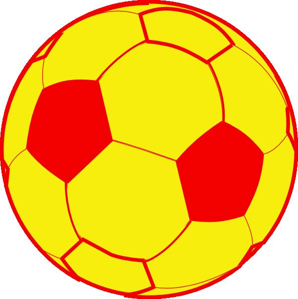 Soccer ball clipart free vector royalty free stock Ball Clip Art at Clker.com - vector clip art online, royalty free ... vector royalty free stock