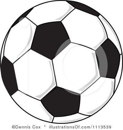 Soccer ball clipart free clip transparent stock Ball Clipart Black And White | Clipart Panda - Free Clipart Images clip transparent stock