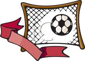 Soccer ball clipart goal clip art free stock Soccer Goal Clip Art | Clipart Panda - Free Clipart Images clip art free stock