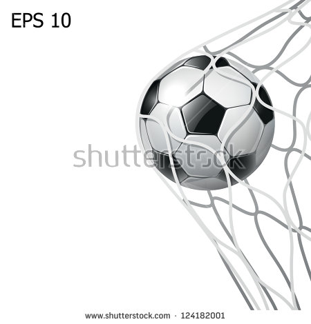 Soccer ball clipart goal banner freeuse library Soccer Ball Stock Images, Royalty-Free Images & Vectors | Shutterstock banner freeuse library