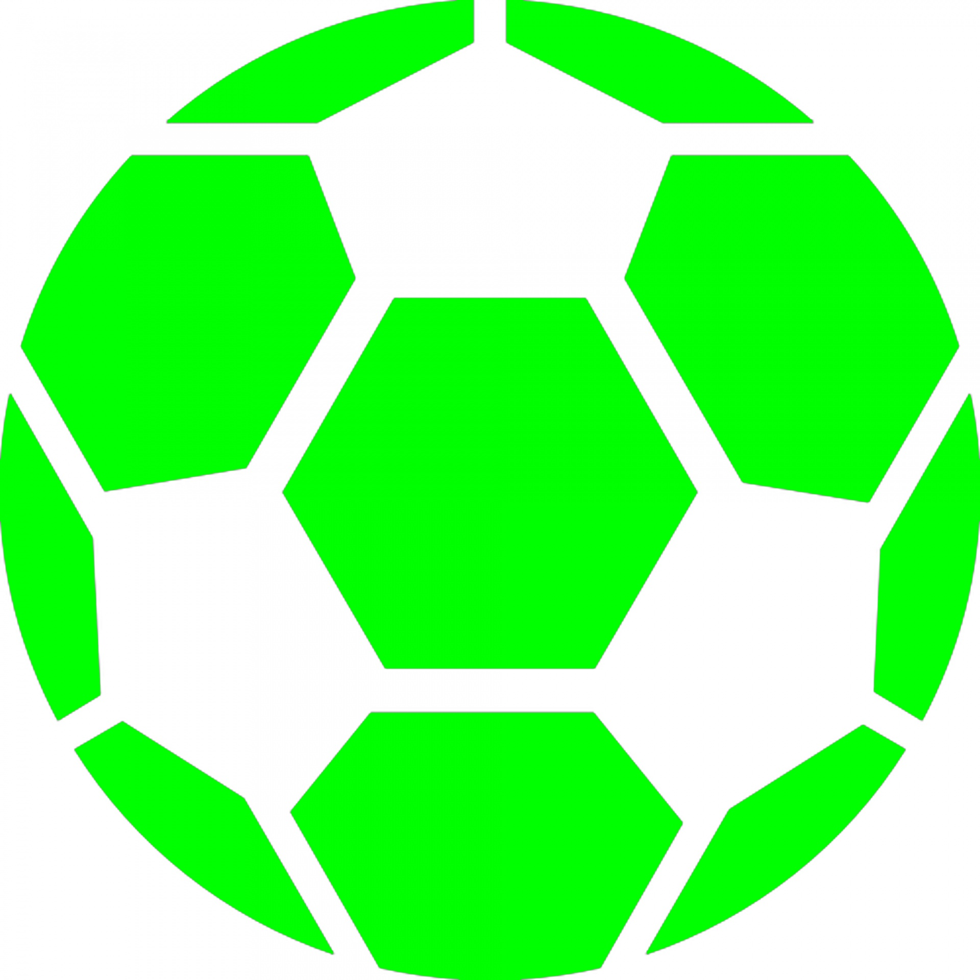 Soccer ball clipart green freeuse library Soccer Ball 3 Free Stock Photo - Public Domain Pictures freeuse library