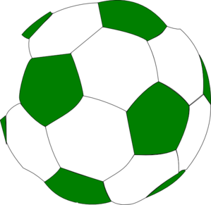 Soccer ball clipart green clip black and white download Soccer ball clipart green - ClipartFest clip black and white download