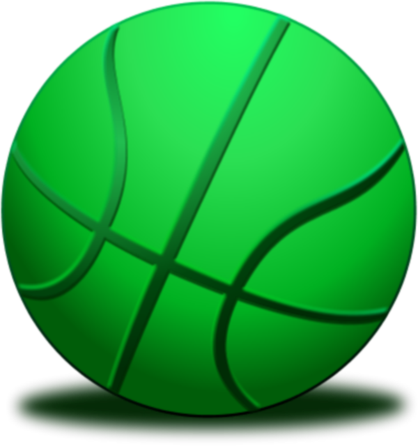 Basketball clipart images picture royalty free stock Clipart green ball - ClipartFest picture royalty free stock